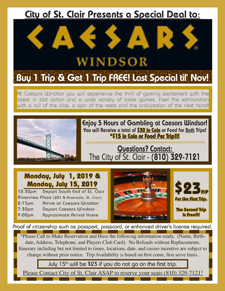 St-Clair-Caesars-Windsor-Two-Trip